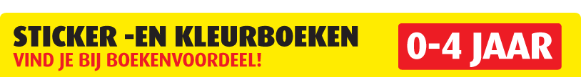 Sticker -en/of kleurboek