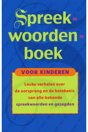 Spreekwoordenboek Voor Kinderen