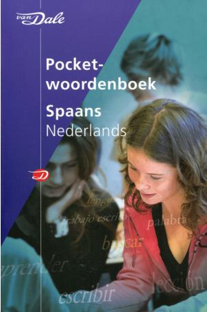 Van Dale Pocketwoordenboek Spaans-Nederlands (SP-NL) 3e editie
