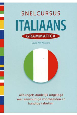 Snelcursus Italiaans Grammatica