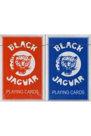 Speelkaarten Black Jaguar