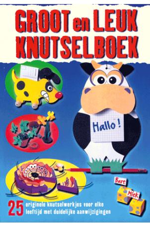 Groot en Leuk Knutselboek