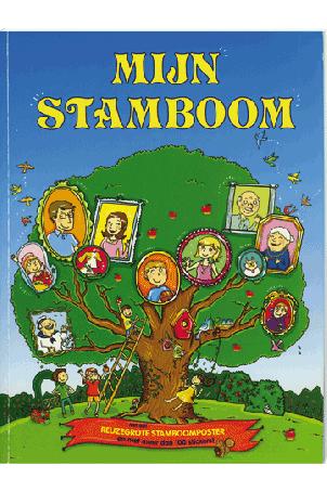 Mijn Stamboom - Posterboek
