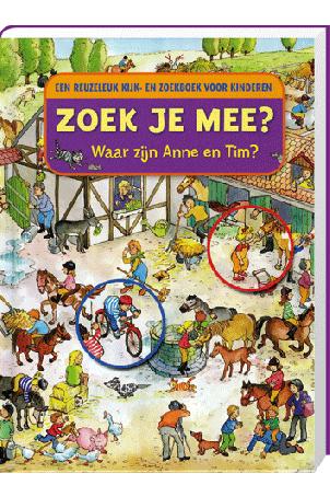 Zoek Je Mee? Waar Zijn Anne En Tim?