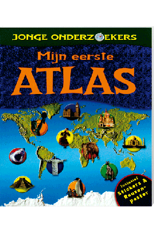 Mijn Eerste Atlas, Jonge Onderzoekers