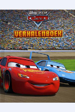 Cars Verhalenboek
