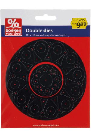 Snijmal Double Dies Rondjes