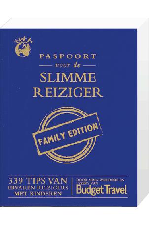 Paspoort voor de Slimme Reiziger Family Edition