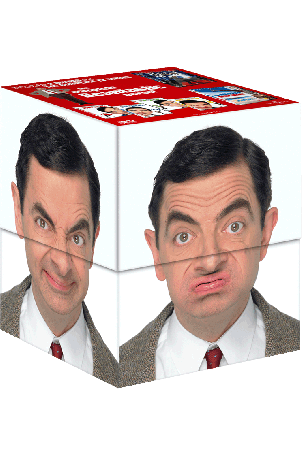 Mr. Bean Big Box (6 dvd's)