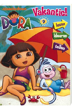 Dora Vakantieboek nr 9