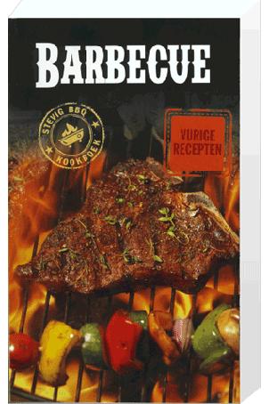 Barbecue Vurige Recepten Stevig BBQ Kookboek