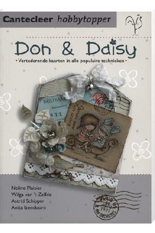 Cantecleer Hobbytopper: Don en Daisy
