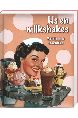 IJs en Milkshakes Verfrissende Traktaties