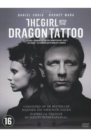 Dvd The Girl with the Dragon Tattoo