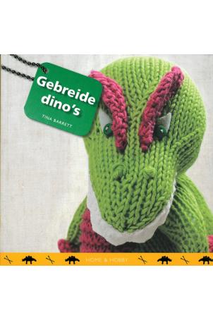 Home & Hobby: Gebreide dino's