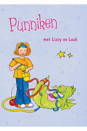 Punniken met Lizzy en Luuk