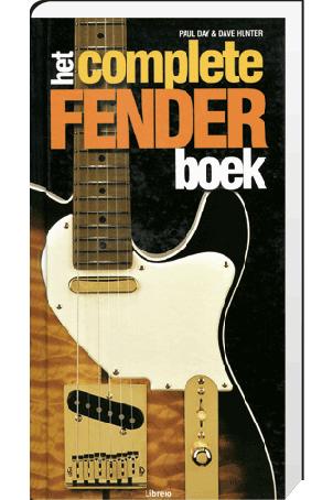 Het complete Fenderboek