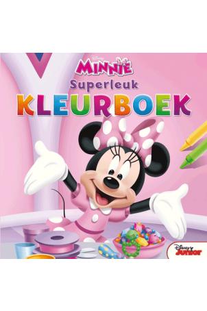 Disney Minnie Superleuk Kleurboek