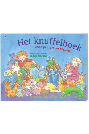 Het Knuffelboek voor Peuters en Kleuters