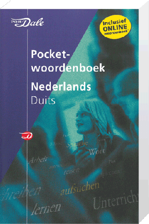 Van Dale Pocket Nederlands Duits (NL/DU) 4e editie