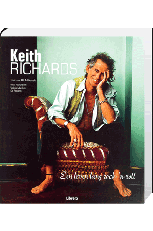 Keith Richards Een leven lang Rock-'n-Roll