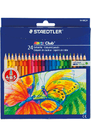 Staedtler Kleurpotloden 24 stuks