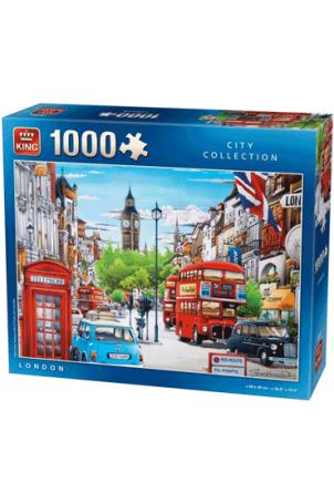 Puzzel Londen 1000 stukjes