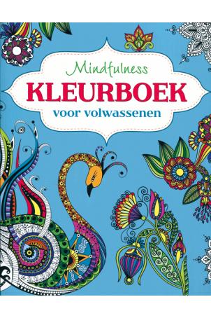 Mindfulness Kleurboek voor Volwassenen