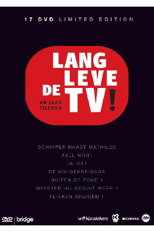 Dvd Lang leve de tv! 60 jaar belgische televisie