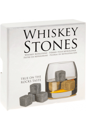 Whiskey stones (whiskey koelstenen)