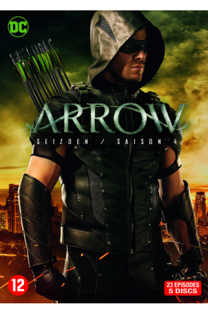 Arrow - Seizoen 4
