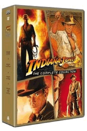 Dvd Indiana Jones the complete collection