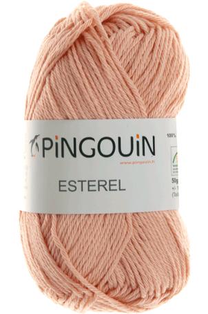 Pingouin Esterel Poudre (Lichtroze)