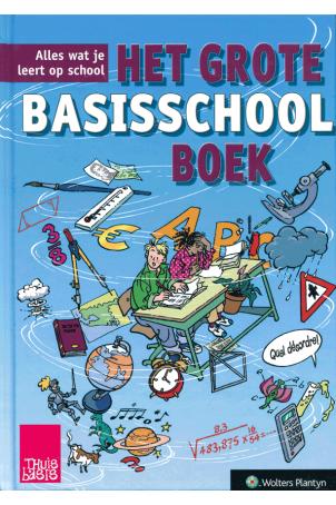 Het grote basisschool boek