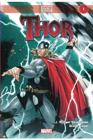 Marvel Stripboek (1) Thor - Herboren