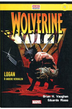 Marvel Stripboek (4) Wolverine - Logan & andere verhalen
