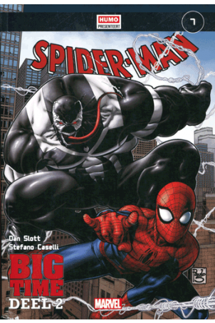 Marvel Stripboek (7) Spider-Man - Big Time (deel 2)
