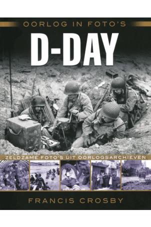 Oorlog in foto's: D-Day
