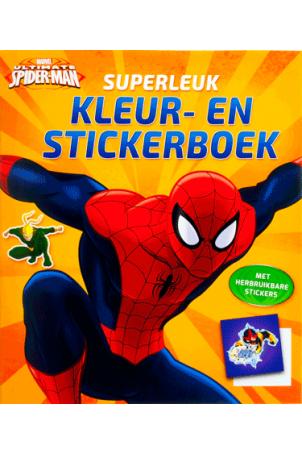 Spider-Man stickerboek