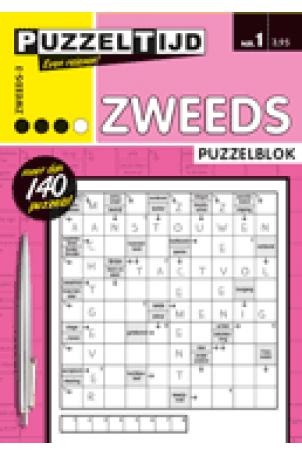 Puzzelblok zweeds 3 punt nr 1