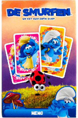 Smurfen kaartspel