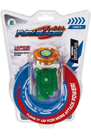 Fury-Blades (klein) 1 launcher + 1 bolt