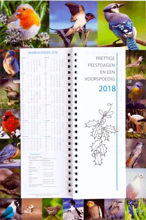 Omlegweek 2018 lovely birds