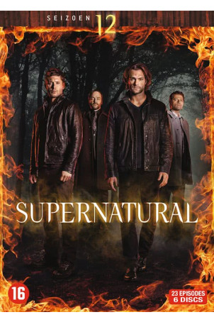 Supernatural - Seizoen 12