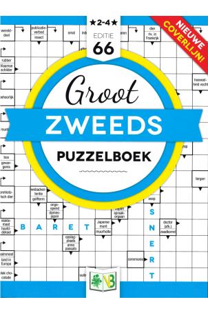 Groot Zweeds Puzzelboek 66