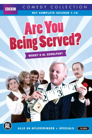 Are you being served - Complete collection