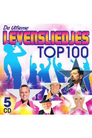 Ultieme Levensliedjes Top 100 (5Cd)
