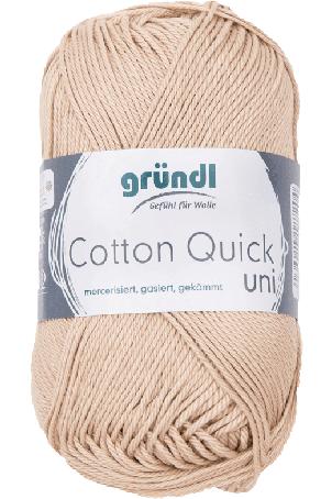 Cotton Quick Uni 139 BEIGE 50GR