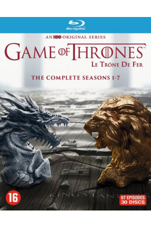 Game of thrones - Seizoen 1-7