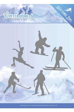 Snijmal wintersporting